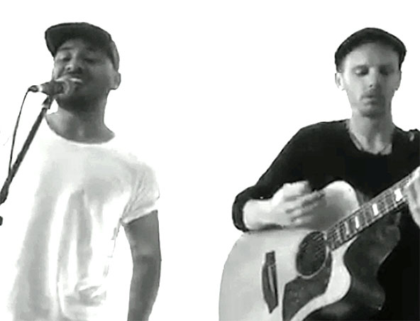 Ben and Brett