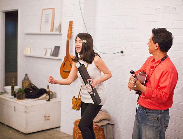 Ukulele And Guitar Duo Perth - Musicians Singers
