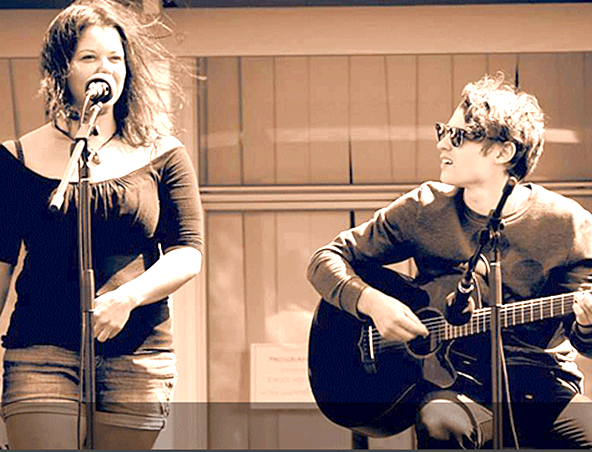Beth and Col Acoustic Duo - Singers - Musicians Entertainers