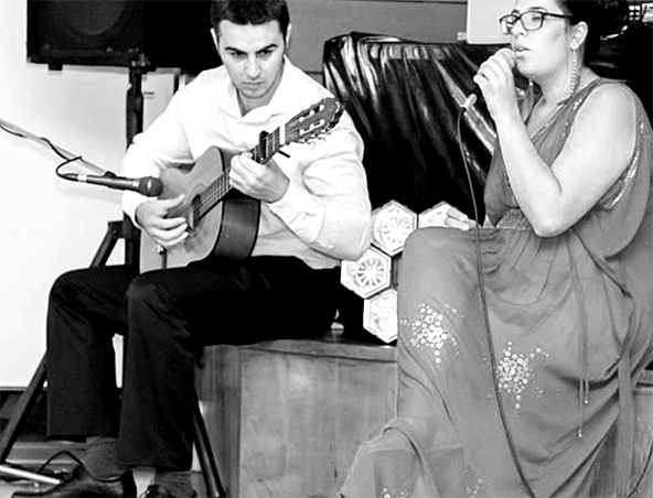 Acoustically Speaking Acoustic Duo - Sydney Singers - Musicians Entertainers