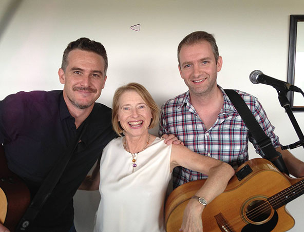 Brightside Acoustic Duo Melbourne - Singers - Musicians Entertainers Hire